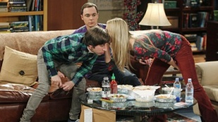 The Big Bang Theory 04x18 : The Prestidigitation Approximation- Seriesaddict